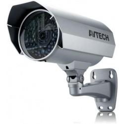 Avtech AVK563 Outdoor IR Camera Zoom Lens Control / 56 IR LEDs