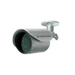 Avtech KPC138ET 1/3 inch H.R. Color CCD IR Camera 21 IR LEDs