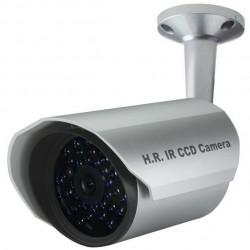 Avtech KPC139E 1/3 inch H.R. Color CCD IR Camera 35 IR LEDs