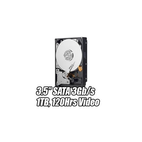 WD AV GP 1TB For CCTV 24 Hours