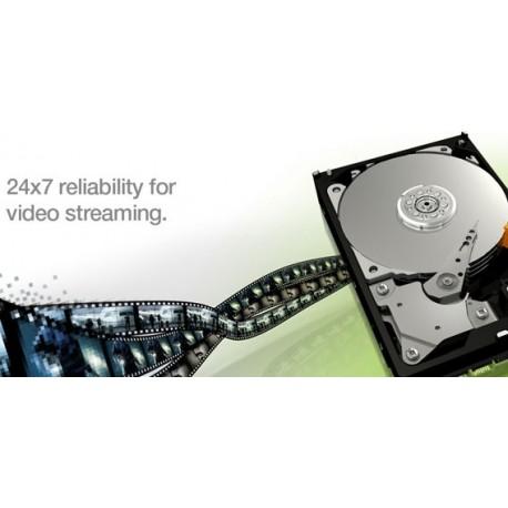 WD AV GP 500GB For CCTV 24 Hours