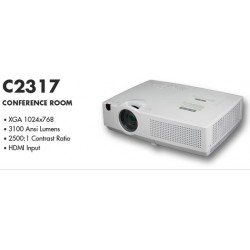 ASK Proxima C2317 Proyektor 3100 Ansi Lumens XGA HDMI Input
