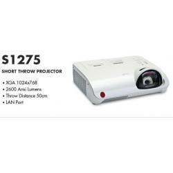 ASK Proxima S1275 Proyektor 2600 Ansi Lumens XGA Wireles LAN