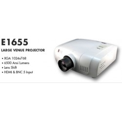ASK Proxima E1655 Proyektor 6500 Ansi Lumens XGA HDMI BNC 5 Input