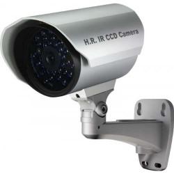 Avtech KPC148E 1/3 inch H.R. Color CCD IR Camera 35 IR LEDs