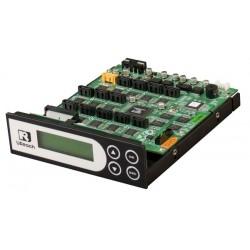 U-Reach P511U SATA duplicator Controller 5.25 inch 1 to 11 SATA
