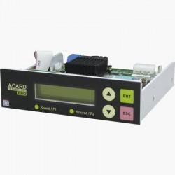 Acard ARS-2053P Agile 1-3 DVD SATA Control board w/LCD support 18X