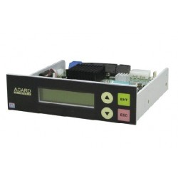 Acard ARS-2055P Agile 1-5 DVD SATA Control board w/LCD support 18X