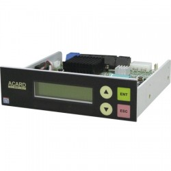 Acard ARS-2057 Agile  1-7 SATA BD/DVD/CD Duplicator Support 22X DVD Recording