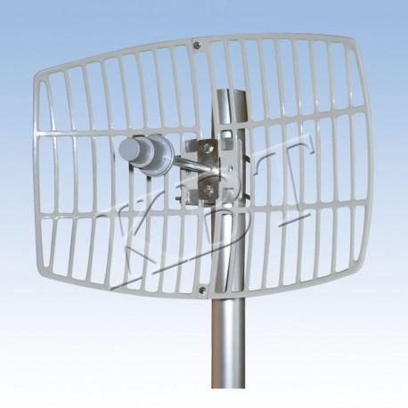 Kenbotong Antenna Grid 27 Dbi 5.8Ghz TDJ-5800SPL6