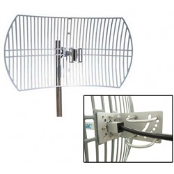 TP Link Antenna Grid Parabolic 24 dbi 2.4 Ghz Outdoor Directional TL-ANT2424B