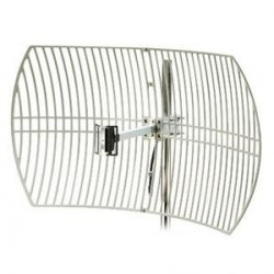 SENAO 2.4GHz 24dBi Grid Antenna with N F EAG-2424