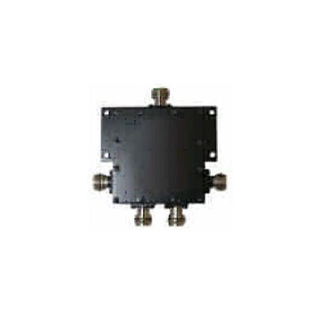 Kenbotong GFQ-4-0825 4 Way Signal Splitter 2.4Ghz
