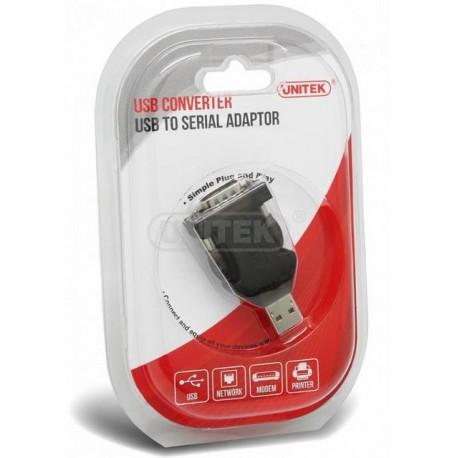 UNITEK Y-109 USB TO SERIAL Adapter