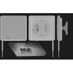 ARC Wireless FreeStation 2 All-in-One Outdoor Dual Radio 2X2 MIMO CPE 4-in-1 Access Point