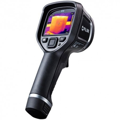 Flir E5 Thermal Imaging Camera 120x90 with MSX