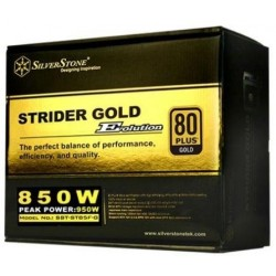 Silverstone SST-ST85F-G 850W Strider Gold Evolution
