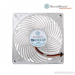 Silverstone SST-AP121-L FAN 12CM UV BLUE WHITE RED
