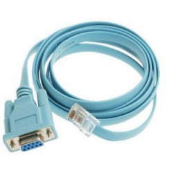 Cable Serial (RS232) TO LAN (RJ45)