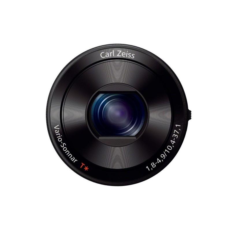 Smartphone attachable lens style camera dsc qx100