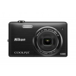 Nikon Coolpix S5200 Wi-Fi CMOS Digital Camera with 6x Zoom Lens