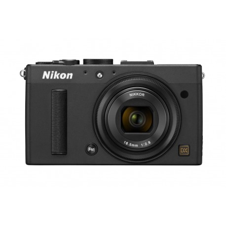Nikon Coolpix A 16.2 MP Digital Camera with 28mm f/2.8 Lens