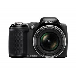 Nikon Coolpix L320 16.1MP Digital Camera with 26x Optical Zoom