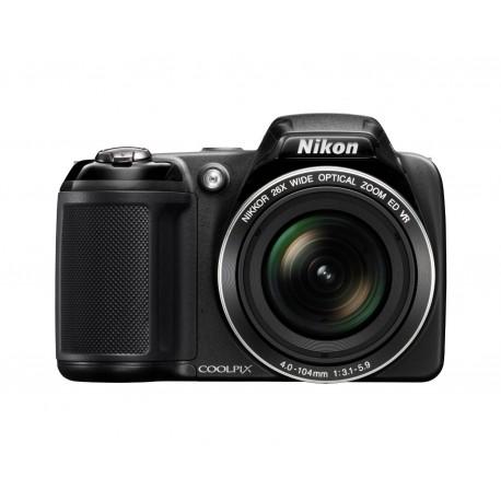 Nikon Coolpix L320 16.1MP Digital Camera with 26x Optical Zoom