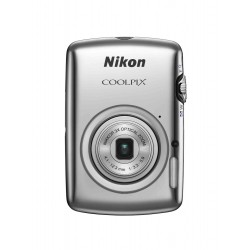 Nikon Coolpix S01 10.1 MP Digital Camera with 3x Zoom NIKKOR Glass Lens