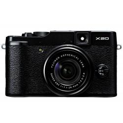 Fujifilm X20 12 MP Digital Camera with 2.8-Inch LCD