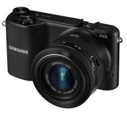 Samsung NX2000 20.3MP CMOS Smart WiFi Digital Camera with 20-50mm Lens