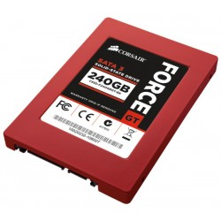 Corsair 240GB CSSD-F240GBGT-BK Force Series GT SATA III