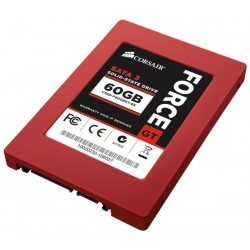 Corsair 60GB CSSD-F60GBGT-BK Force Series GT SATA III
