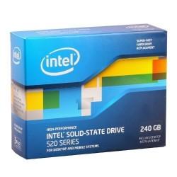 Intel SSD 240GB 520 Series