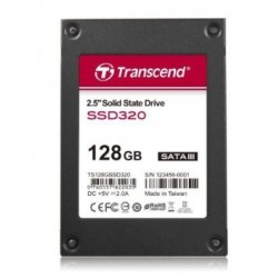 Transcend 128GB SSD 2.5 in SATA 2MLC