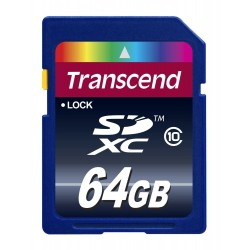 Transcend 64GB SSD 2.5 in IDEMLC