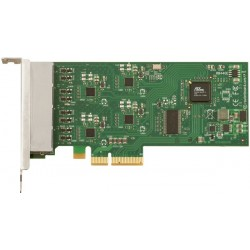 Mikrotik RB44GE Gigabit Ethernet 4 Ports PCI-e (Atheros)