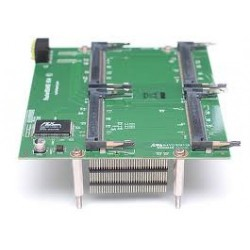 Mikrotik RB604 RouterBOARD Daughterboard 4 mini PCI expansion