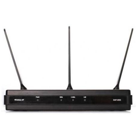 D-Link DAP-2553 AirPremier N Dualband Gigabit Access Point
