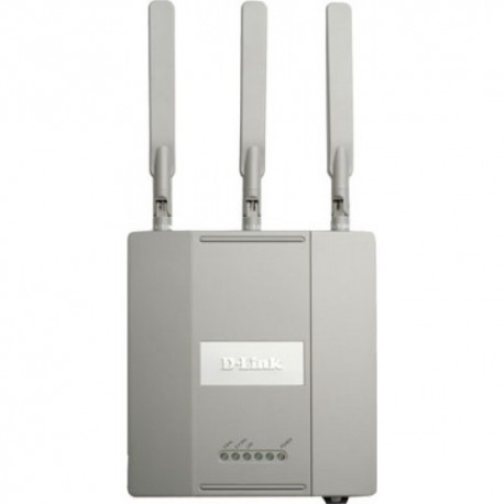 D-Link DAP-2590 AirPremier N Dual Band PoE Access Point with Plenum-rated Chassis