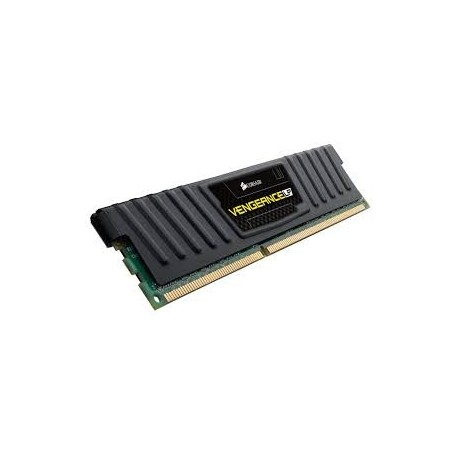 Corsair DDR3 Vengeance Black PC12800 16GB (2X8GB) - CML16GX3M2A1600C10 LP