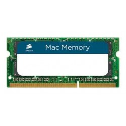 Corsair SO-DIMM DDR3 4GB PC8500 - CMSA4GX3M1A1066C7 - For Mac Apple (1X4GB)