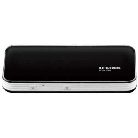 D-LINK DWR-730 Portable HSPA+ 21 Mbps Mobil Wireless Router