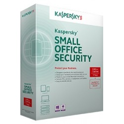 Kaspersky Small Office Security 10 CLIENT 1 SERVER