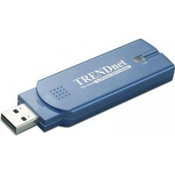 TRENDnet TEW444UB Wireless 108Mbps Super G Usb Adapter