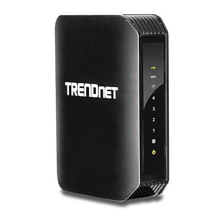 TRENDnet TEW-752DRU N600 Dual Band Wireless Router