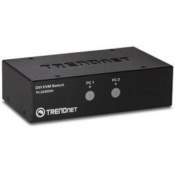 TRENDnet TK-222DVK 2-Port DVI KVM Switch Kit