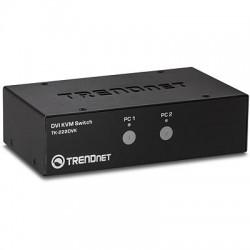 TRENDnet TK-222DVK 2-Port DVI KVM Switch Kit