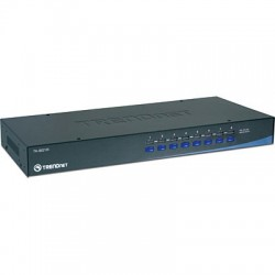 TRENDnet TK-801R 8-Port PS/2 Rack Mount KVM Switch