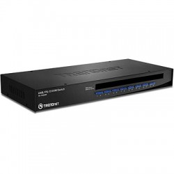 TRENDnet TK-1603R 16-Port Rack Mount USB KVM Switch